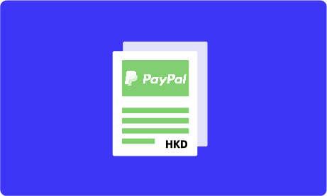 Paypal-HKD 收款账户绑定指南