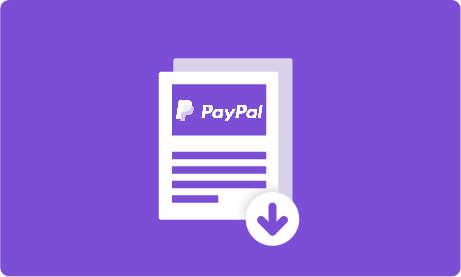 如何下载您的paypal交易记录