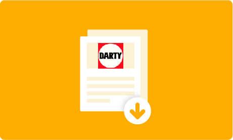 如何下载您的Darty交易记录