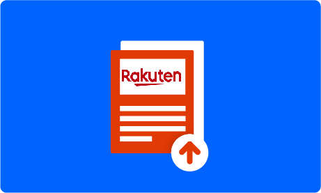 如何制作有效的上传报告-Rakuten